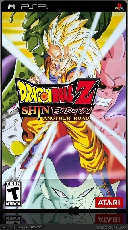Dragon ball z shin budokai another road iso download   Dragon Ball z